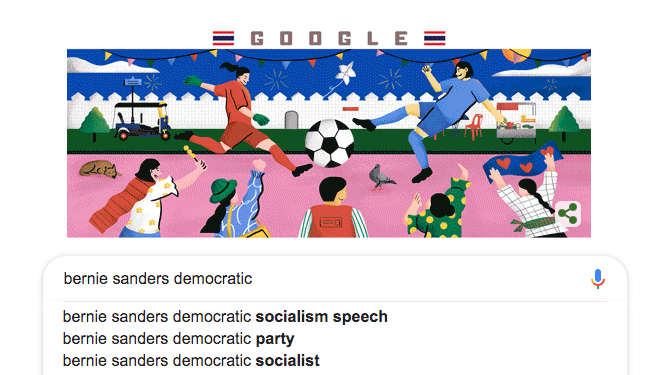 democratic socialism search results
