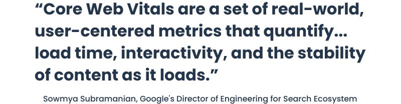 Google explains Core Web Vitals