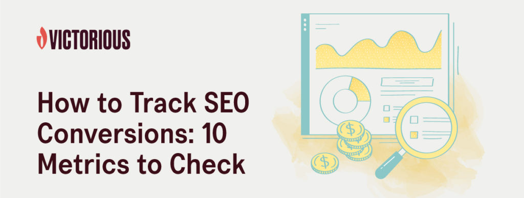 how to track seo conversions